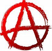 pic of revolt  - Anarchy symbol or sign - JPG