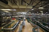 Bottling Plant at Pilsner Urquell Brewery
