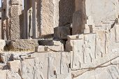 stock photo of zoroastrianism  - Persepolis world heritage archeological site Persia  - JPG