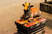 ������, ������: Statue of Lord Nandeshwara Vehicle of Lord Shiva