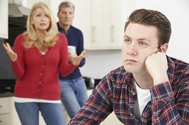 pic of mature adult  - Mature Parents Frustrated With Adult Son Living At Home - JPG