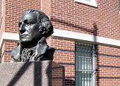 Busto de George Washington Washington 2010