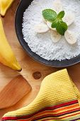 picture of cassava  - Cooking casabe  - JPG