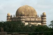 Magnificent Gol Gumbaz