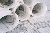 Architect plannen