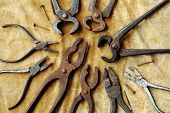 Vintage pliers