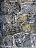 Flintstone Wall