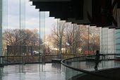 constitution center window