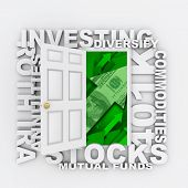 Investments - Open Door To Diversified Investing Growth
