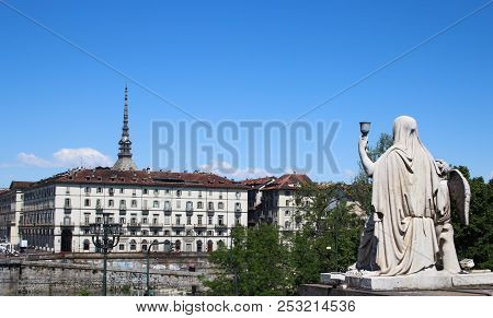 View Of Faith Statue With