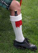 Dirk In Sock