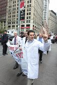 Physicians for National Health Plan Support Occupy Wall Street