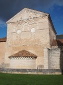 picture of poitiers  - It is reputed to be the oldest existing Christian building in France - JPG