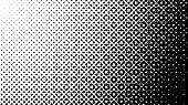 Vector Halftone Design. Abstract Halftone. Abstract Dots. Vector Illustration. poster
