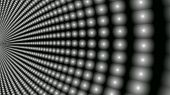 Vector Radial Blur Special Effect. Optical Illusion Of Tunnel. Abstract Background With Perspective. poster