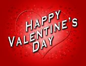 Valentine`S Day Greeting