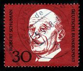 Prime Minister Of France Robert Schuman