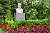Soong Ching-ling Wife Sun Yat-sen Monument Statue Garden Beijing