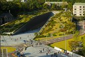 Ewha Womans University Campus Complex Aerial H