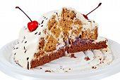 Half Of Cake