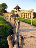 Muzeum Archeologiczne Stara Osada Biskupin W Polsce