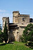The Château De Lourmarin