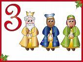 12 Days Of Christmas: 3 Magi