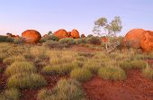 Devils Marbles. Northern Territory Australia.