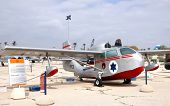 Museum Of The Air Force Of The Israel Defense Forces.  Republic Rc-3 Seabee