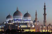 Shaikh Zayed Moschee