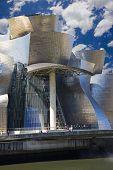 Guggenheim Bilbao Museum Hall