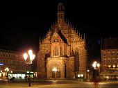 Church in Nuremberg