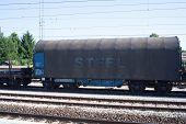 Wagon Of Steel