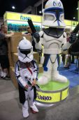 Star Wars Fan At Comic-con