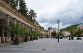 Center of Karlovy Vary