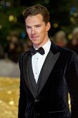 BERLIN - DEC 9: Benedict Cumberbatch at The Hobbit: The Desolation of Smaug - German premiere on Dec