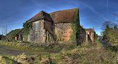 Warwickshire Hay Barn
