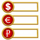 Exchange Rate icons