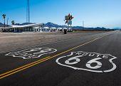 Route 66: Roy's, Amboy, CA