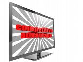 TV with competitive advantage