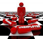 Unemployment - Last Man Standing