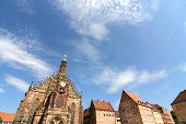 Historic Buildings In Nuremberg