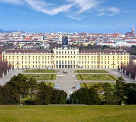 picture of schoenbrunn  - Schoenbrunn Palace - JPG