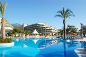 Vacation In Popular Mediterranean Turkish Hotel, Antalya, Turkey