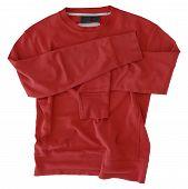 Used Vintage Red Sweatshirt