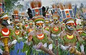 picture of singing  - GOROKA - JPG