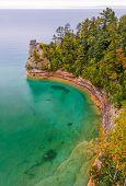 Miner's Castle On Lake Superior