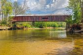 Cox Ford Covered Bridge