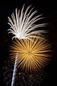 Pyrotechnic Blasts