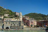Vernazza. Italian village by the sea